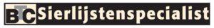 Sierlijsten Specialist Logo